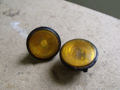 MAZDA MX5 EUNOS (MK2 1998 - 2005) PAIR OF STANDARD FRONT SIDE INDICATOR LENSES